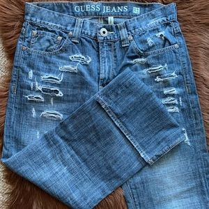 GUESS Desmond Relaxed Fit Jeans 👖